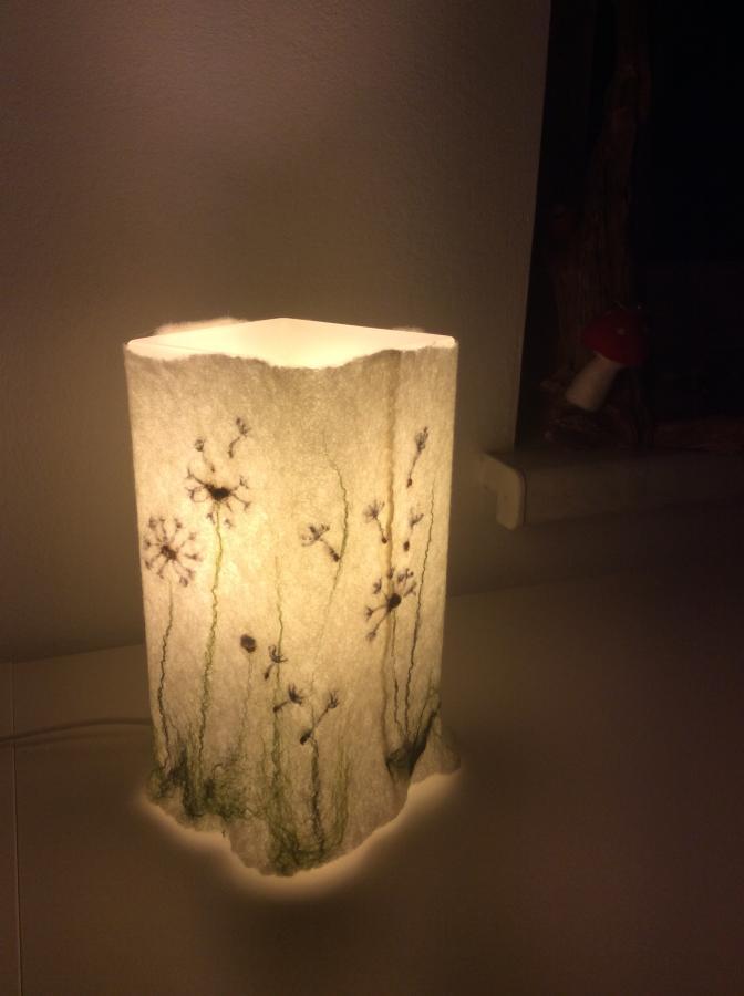 Lampe Pusteblume