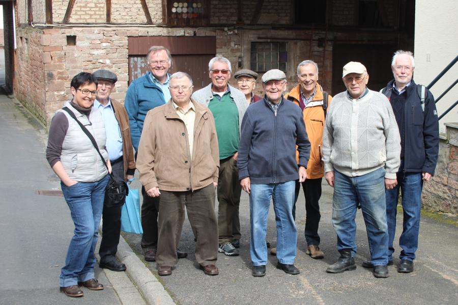 2016 Gruppe Heimatgeschichte Jossgrund
