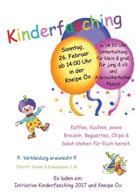 2017-02-26 Kinderfasching