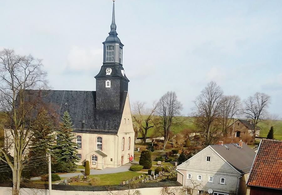 Kirche Königshain