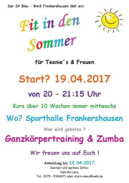 2017-04-19 Fit in den Sommer
