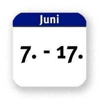 7.-17.06.
