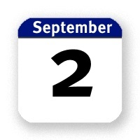 2. September