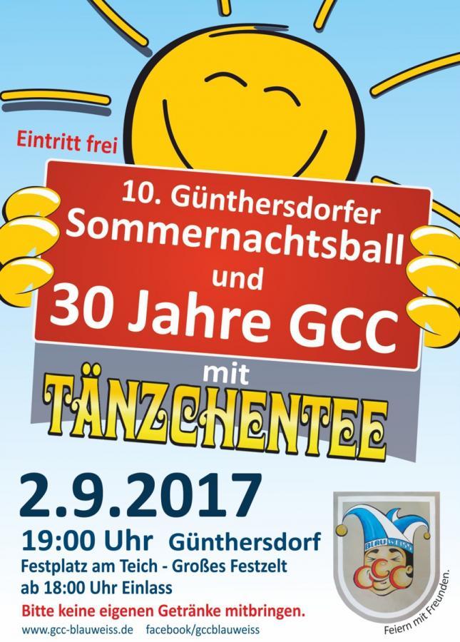 Tänzchentee Günthersdorf
