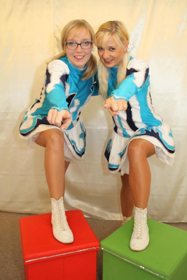 Diana & Stefanie