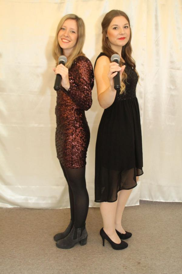 Theresa und Maria