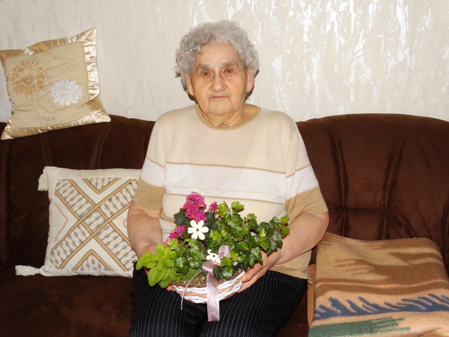 Frau Klara Pauluhn