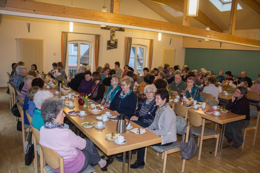 KAB Frauenfrühstück mit KDFB Aurach