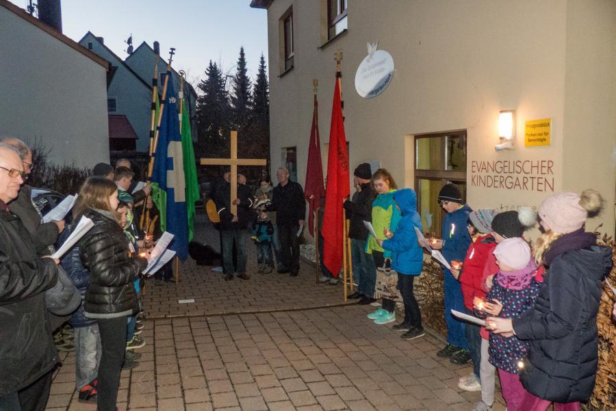 Ökumenischer Jugend- und Arbeitnehmerkreuzweg