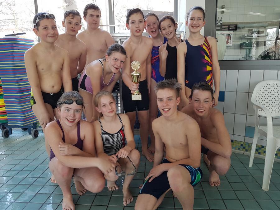 schwimmen 3