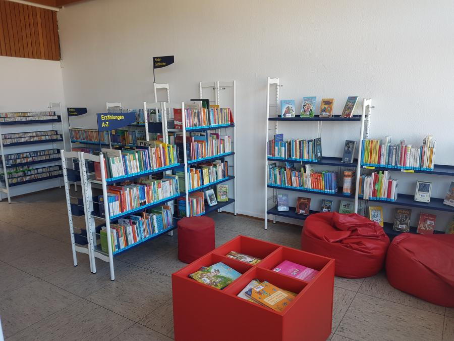Schulbücherei 2