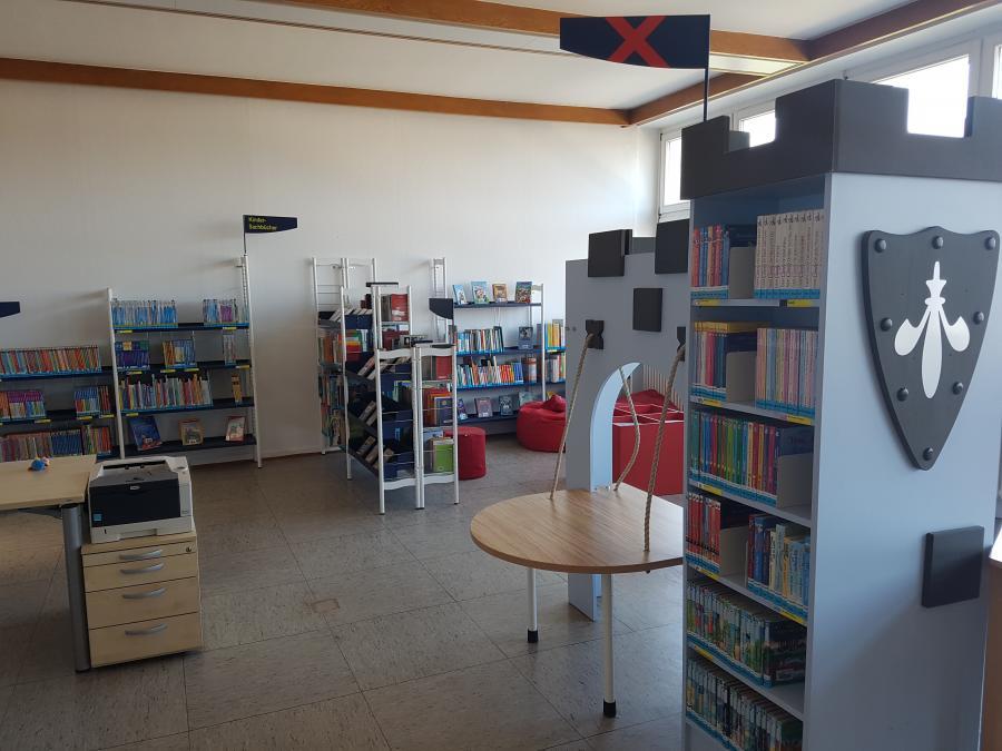 Schulbücherei 3