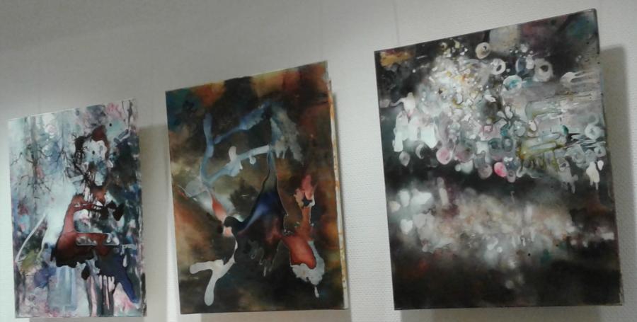 Ausstellung Brüstle 2017