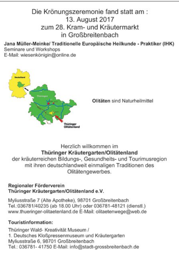 Autogrammkarte Jana Müller-Meinke