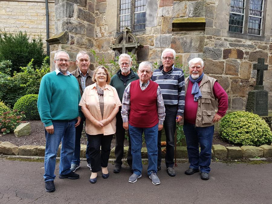 Mitglieder des Senioren- und Behindertenbeirates