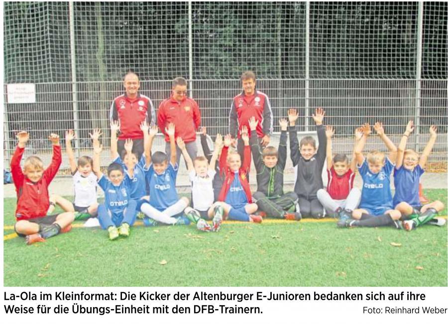 20171007_OVZ_Fußball E-Junioren machen mobil DFB-Trainer leiten Trainingseinheit Bild1