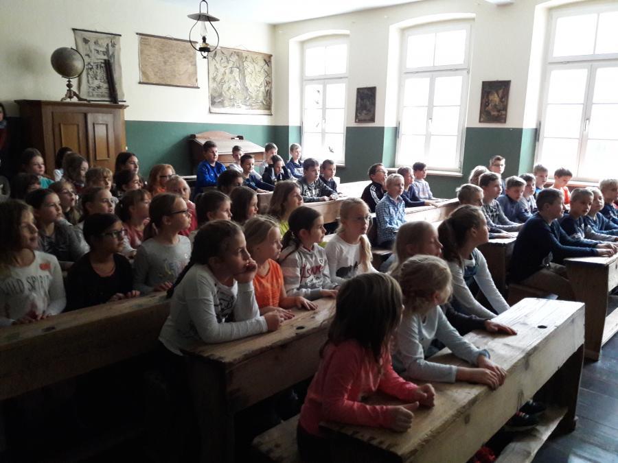Schulmuseum Sulzbach-Rosenberg Oktober 17