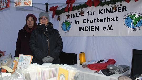 Weihnachtsmarkt Unterbach