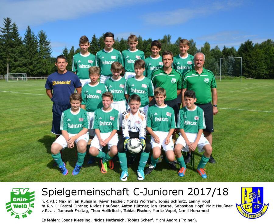 C-Junioren 2017/2018