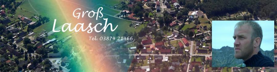 Gemeinde Groß Laasch - Bürgermeister Markus Lau