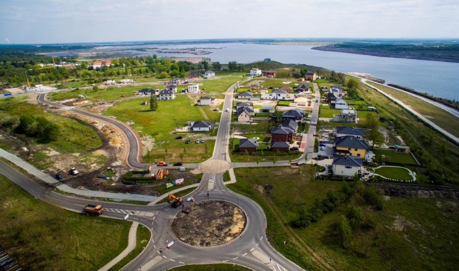 2017 Luftbild der Almasiedlung