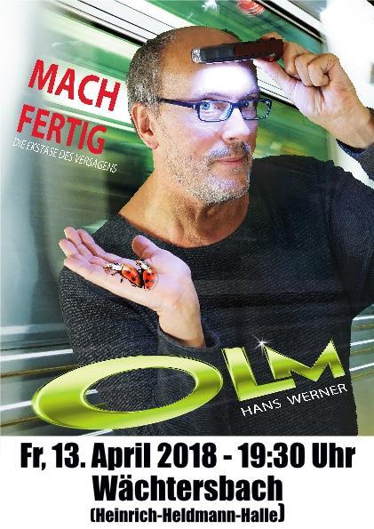 Hans Werner Olm - Mach fertig