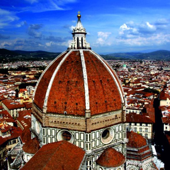 Toskana - Florenz von Roland Marske