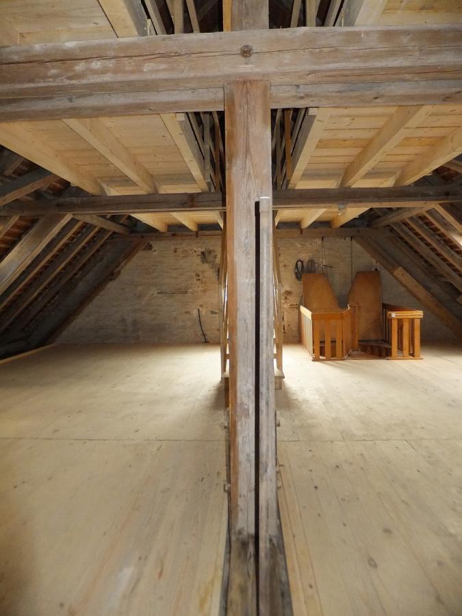 Petruskirche: Dachstuhlsanierung abgeschlossen
