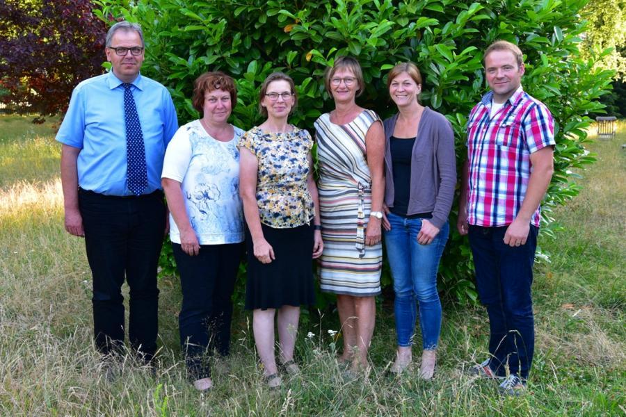 Vorstand des Vereins Regionalförderung Prignitzland e.V.