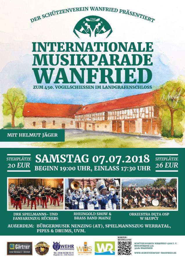 2018-07-07 Wanfried Internationale Musikparade