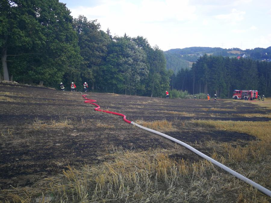 Flächenbrand Neundorf3