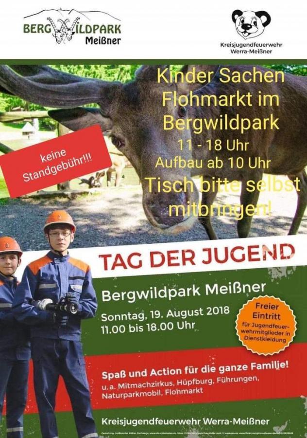 2018-08-19 Bergwildpark Meißner