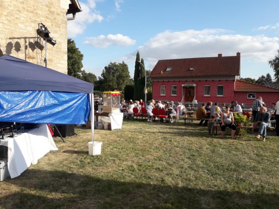 Gemeindefest Hornsömmern 2018
