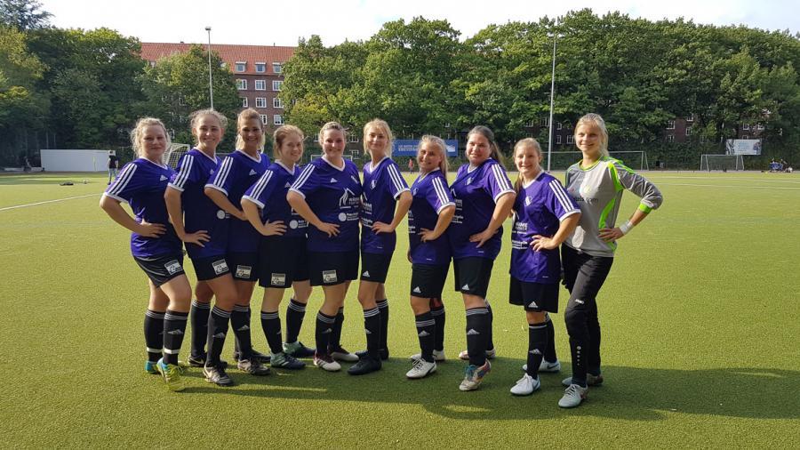 VSV 1. Frauen - 2018
