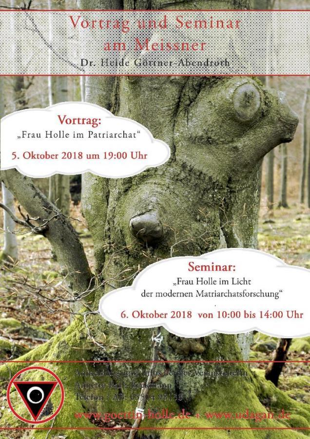 2018-10-05 Vortrag Frau Holle