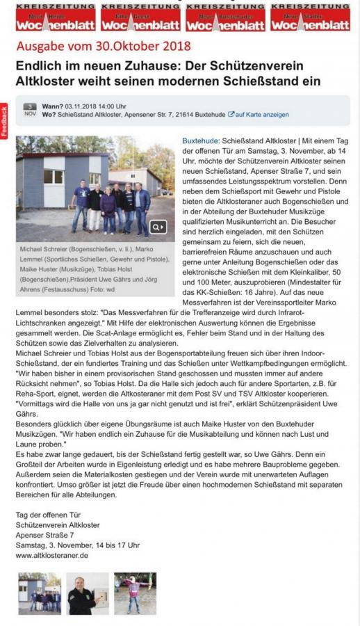 2018-10-30-Buxtehuder Wochenblatt