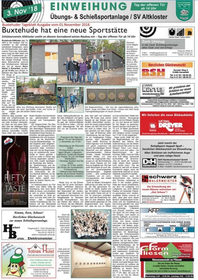 2018-11-01-Buxtehuder Tageblatt