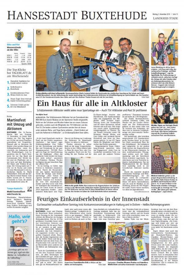 2018-11-05-Buxtehuder Tageblatt