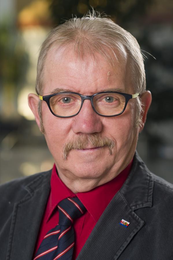 Bürgermeister Manfred Heine