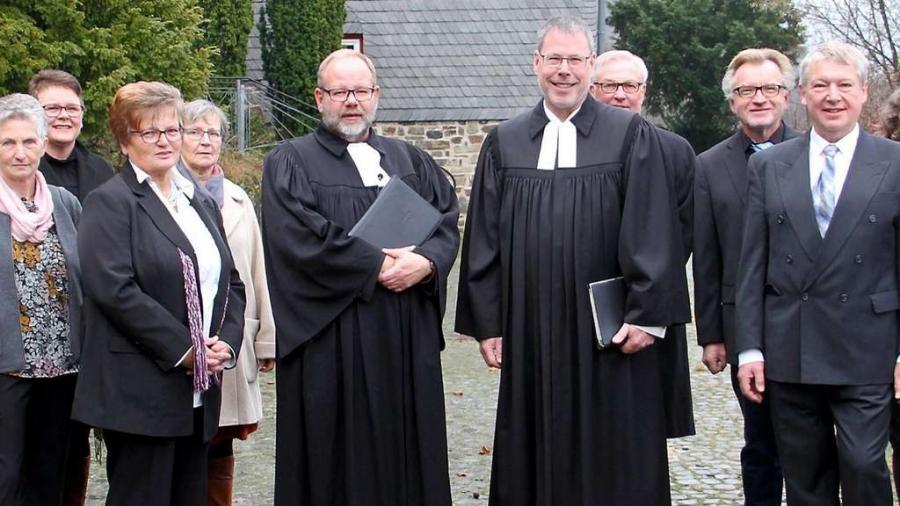 Einführung Pfarrer Dersch