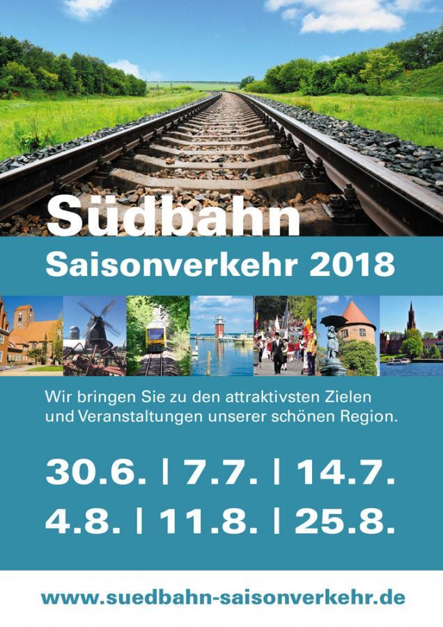 Südbahn Saisonverkehr 2018