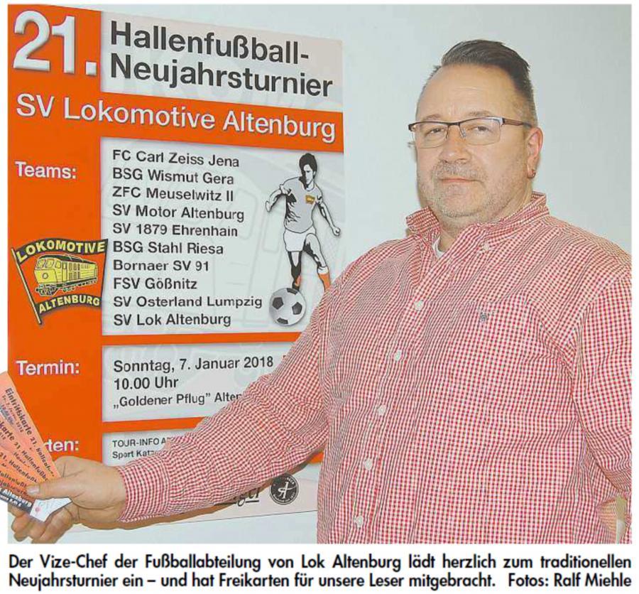 20180101_OsterlandSonntag_Fußball_Hallenfußball-Neujahrsturnier Das Sonntagsfrühstück Seffen Herold Bild 1