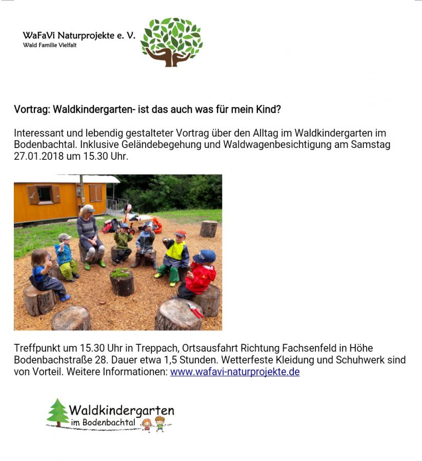 Waldkindergarten - ist das was für mein Kind?