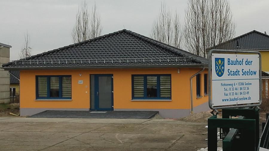 Verwaltungsgebäude 22 01 2018