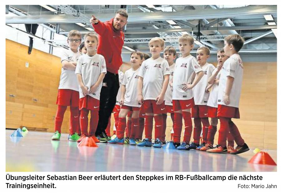 20180208_OVZ_Fußball Lok holt RB Leipzig Trainingscamp nach Altenburg Bild 1