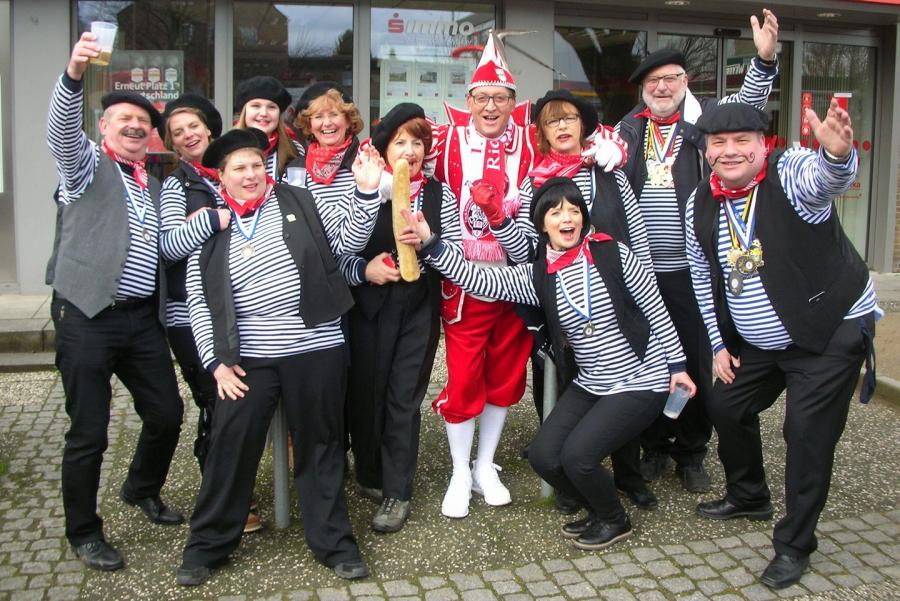 Rosenmontag in Richterich