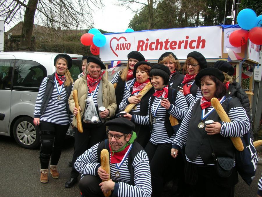 Rosenmontag Richterich