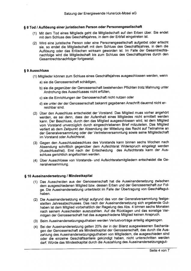 Satzung Seite 5