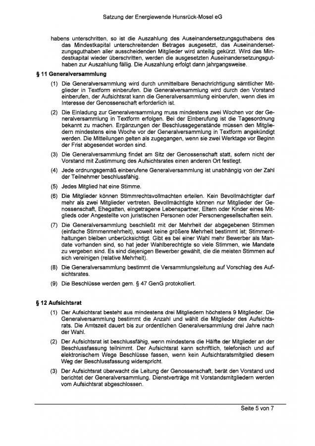 Satzung Seite 6