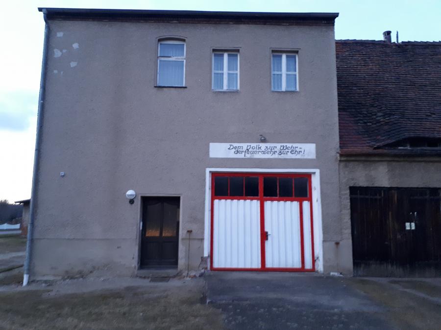 Gerätehaus Buckow
